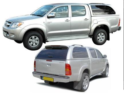Cho thuê xe Toyota Hilux 2.5E 2WD Việt Nam