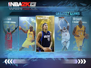 New iPad Version of NBA 2K series : NBA 2K Everywhere Screenshots
