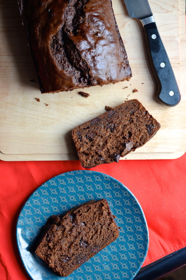 Vegan chocolate banana bread always order dessert this easy vegan chocolate banana bread recipe is a bit of a departure for me since ill be honestgan baking is usually not my everyday go to forumfinder Choice Image