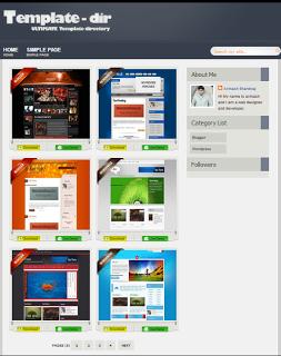 Dir Template - Mẫu Blogger cho trang chia sẻ tài liệu