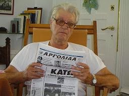 Δωρητές - ευεργέτες της Ερμιόνης Δημήτρης Μάγκος ο Ευπατρίδης....