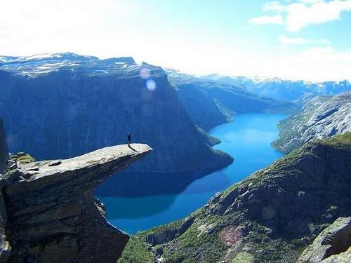 Красивые горы мира