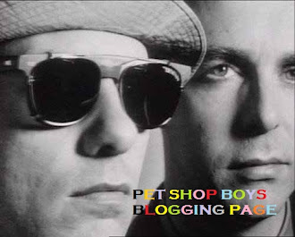 Pet Shop Boys fan blogging page