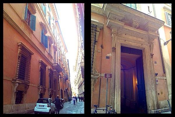 Palazzo Serlupi Crescenzi w Rzymie