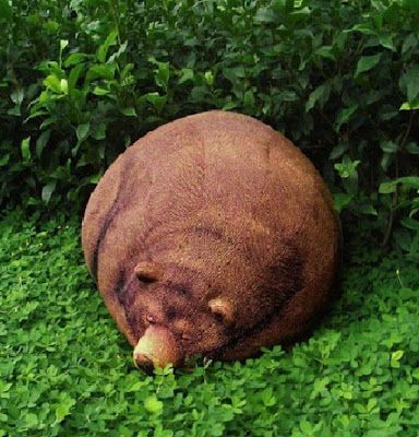Beanbag Bear Chair From Chic Sin