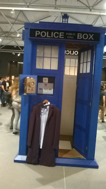 doctor who metrópoli gijón