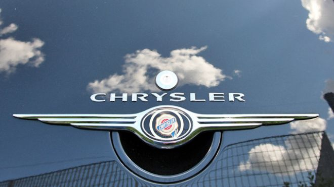 chrysler auto logo with - photo #12