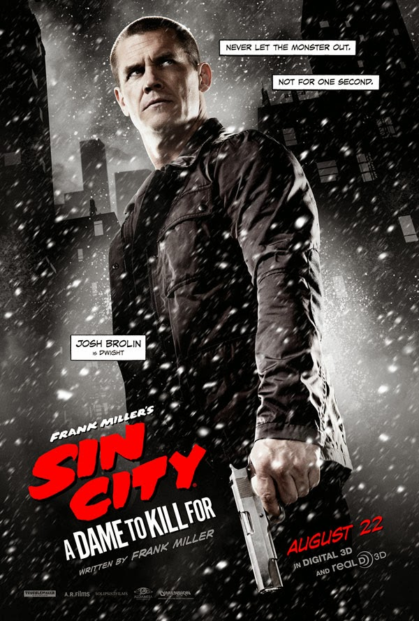 Sin City 2 A Dame To Kill For 2014