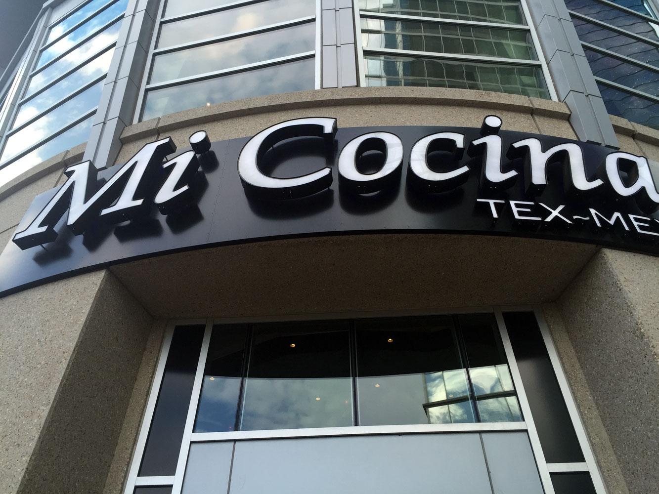 Independent Restaurant Review: Mi Cocina Tex-Mex - Midtown Atlanta ...