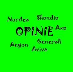Aegon, Generali, Skandia opinie