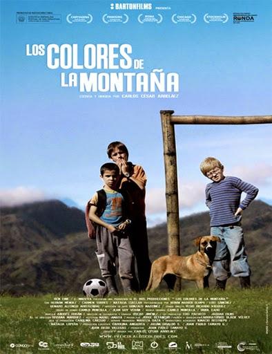 Ver Los colores de la montaña (2010) Online