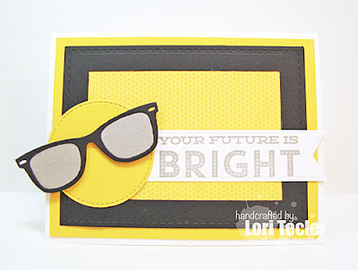 Your Future Is Bright card-designed by Lori Tecler/Inking Aloud-stamps from My Favorite Things