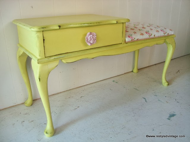 Beautiful My verdict on English Yellow I love it for certain pieces and I very much look forward to finding the right sideboard or hutch dresser to put it on