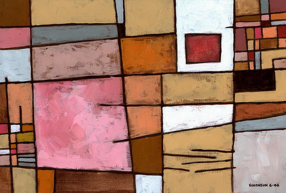 Pintura moderna y fotograf a art stica im genes de arte for Imagenes de cuadros abstractos geometricos