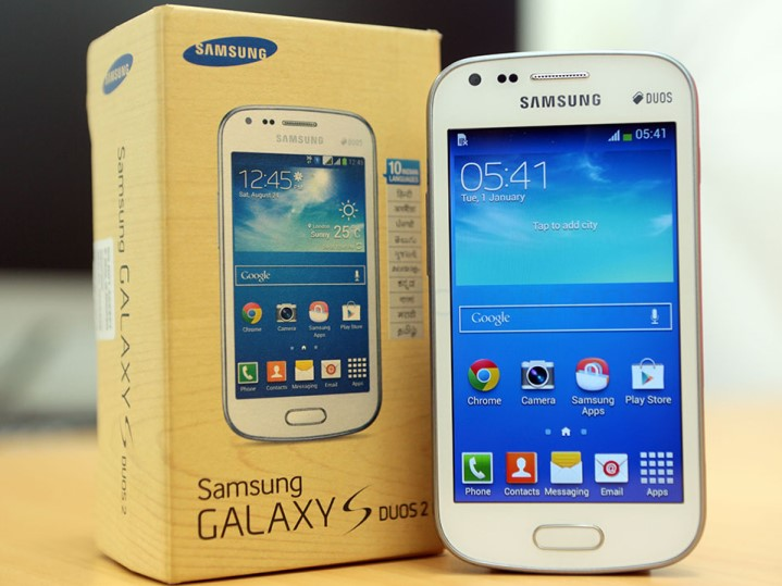 Galaxy S Duos 2 Android 4.3 ROM