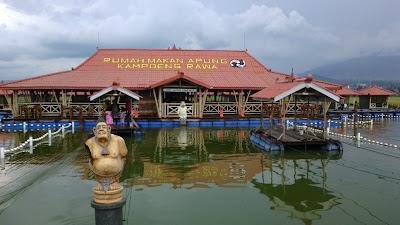 Foto Kampung Rawa Ambarawa