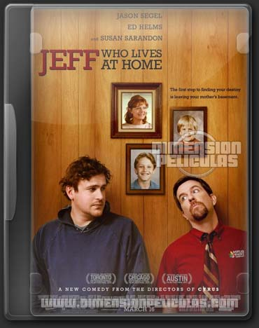 Jeff Who Lives At Home (DVDRip Inglés Subtitulado) (2011)