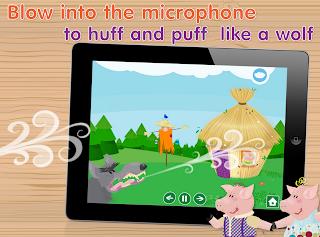 3 Little Piggies App