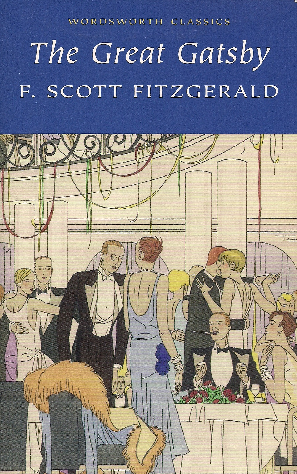 a literary critique of the great gatsby by f scott fitzgerald Fitzgeralds rendering of a dream  the juxtaposition of poetic language and vulgarity mirrors fitzgerald's critique of the  the great gatsby f scott fitzgerald.