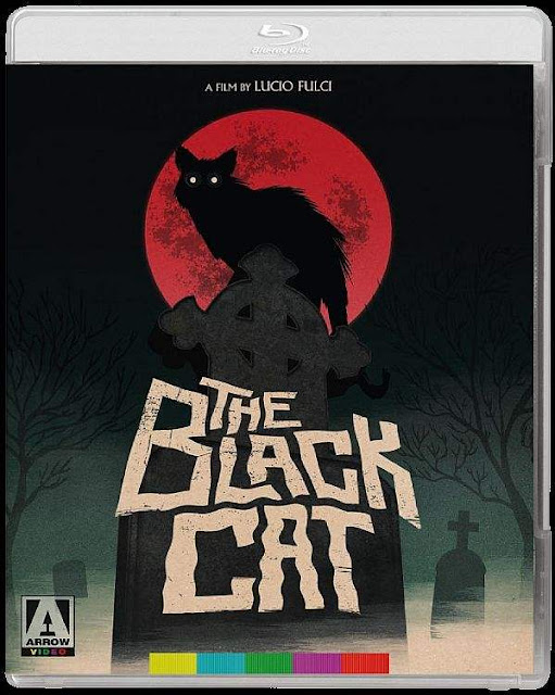 The Black Cat 1981 Blu-ray cover