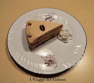 ricette dolci ... torta di zabaione e caffe' ...