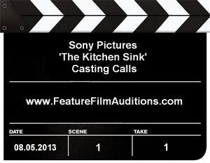 The Kitchen Sink Casting Calls