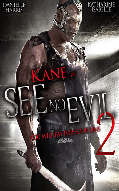 see no evil review Starting with an unseen man leaving a cinema after having seen a horror movie double bill, see no evil keeps the identity of its killer obscured not just from its blind protagonist but the viewer too.