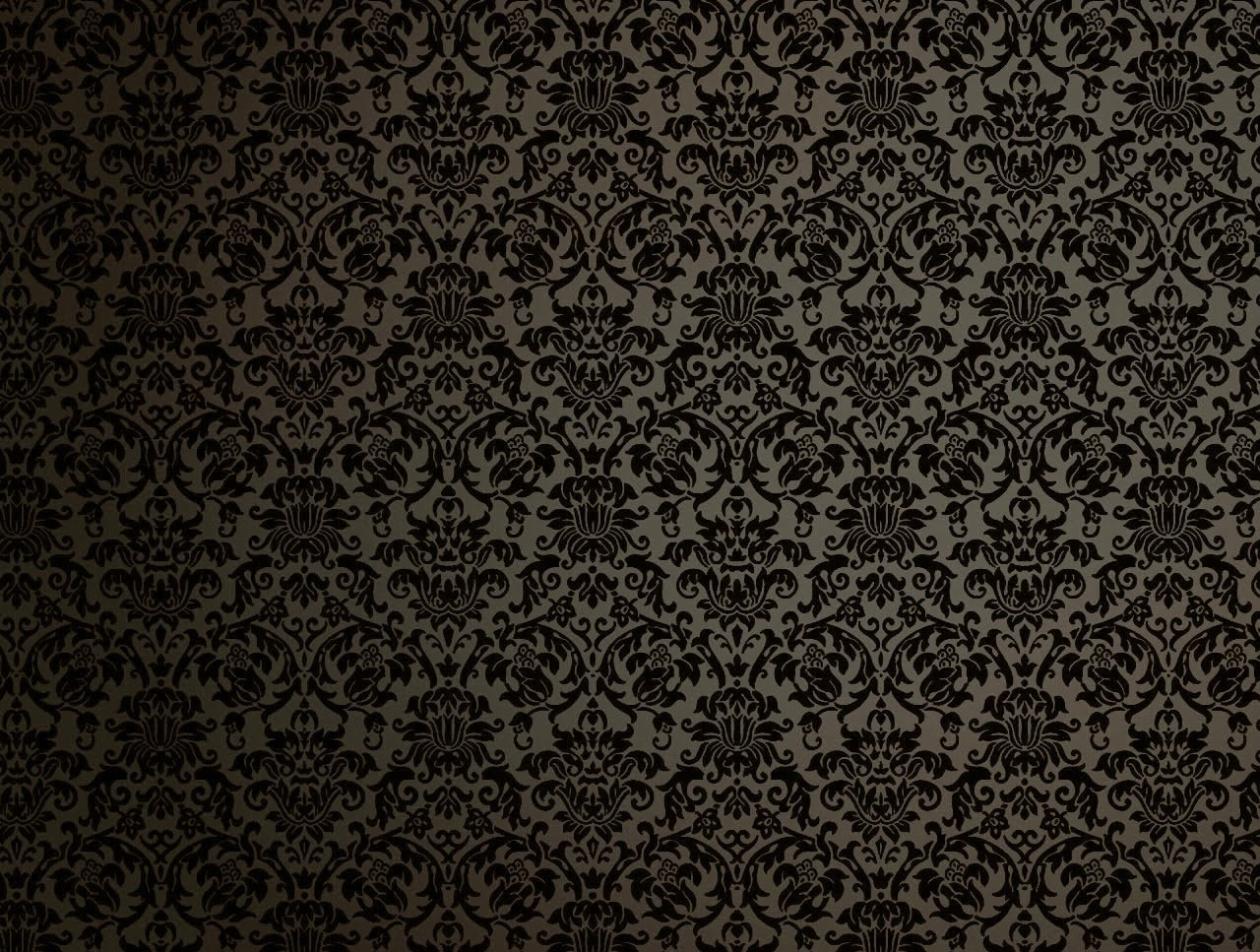 black damask wallpaper on -#main
