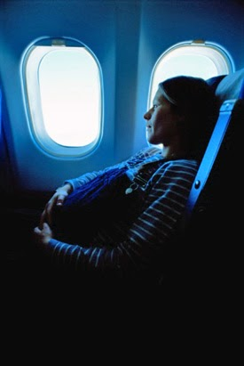 travel information flying while pregnant