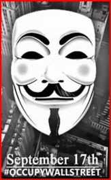 WorldRevolution RevoluSec TakeWallStreet Anonymous Hacktivists Hackers Take The Square OCCUPYWALLSTREET Video Message