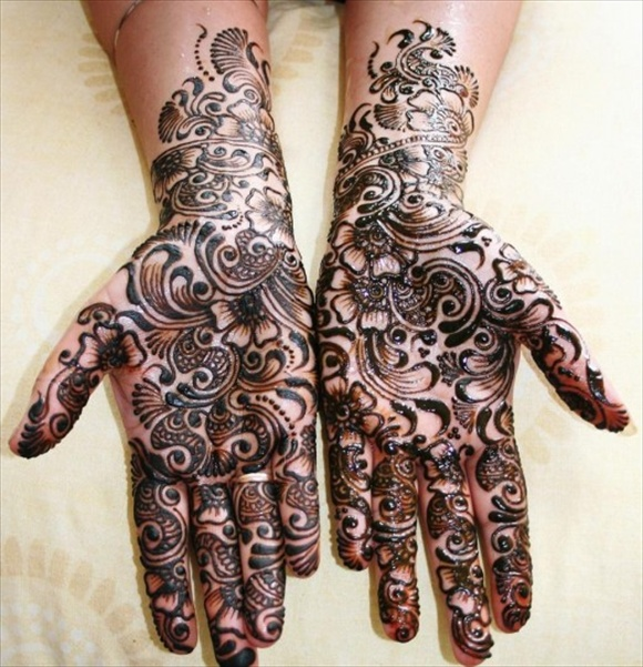 latest design for mehndi