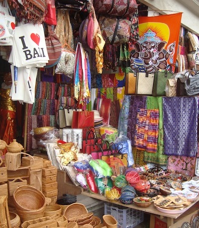 Shopping In Bali The World Is Waiting