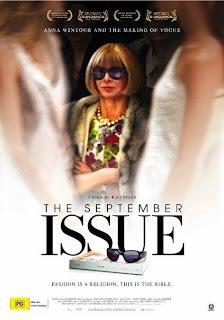 impresiones sobre el documental vogue, el número de septiembre