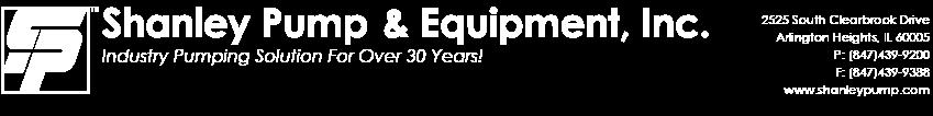 Shanley Pump and Equipment, Inc.