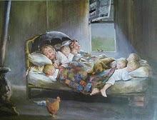 La habitación de la abuela