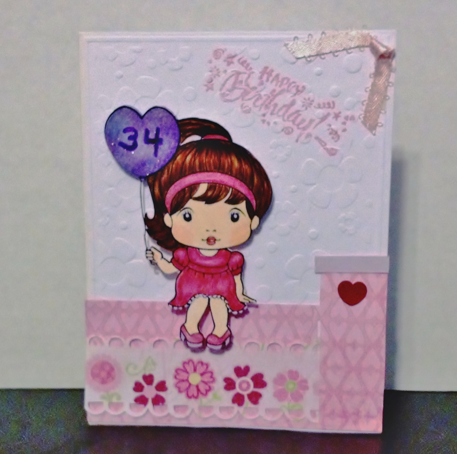 Boss Kut Happy Birthday Card By Judy