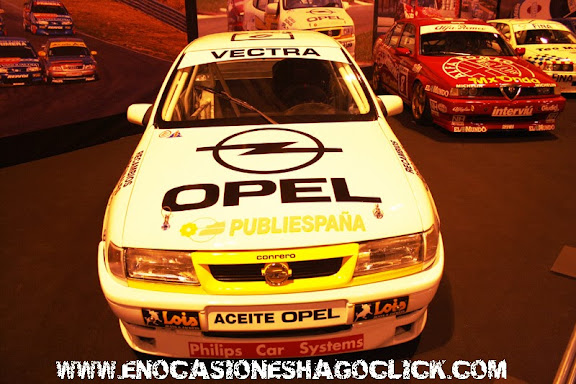Opel Vectra Campeonato de España de Turismos