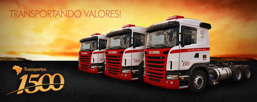 1500 Transportes