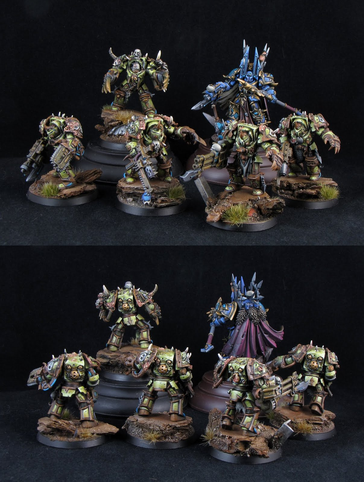 Miniature Painting Australia Commission