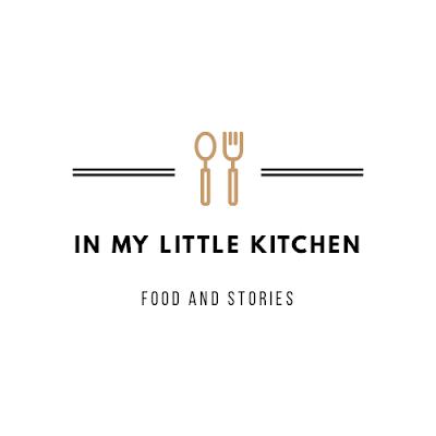 In my little kitchen