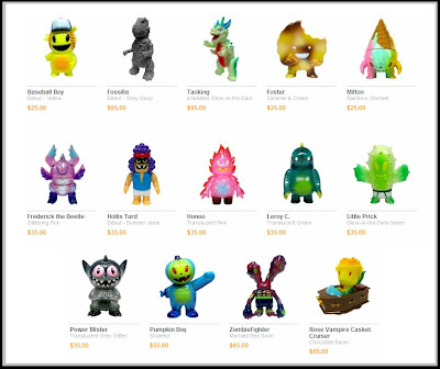 Super7 San Diego Comic-Con 2012 Exclusives
