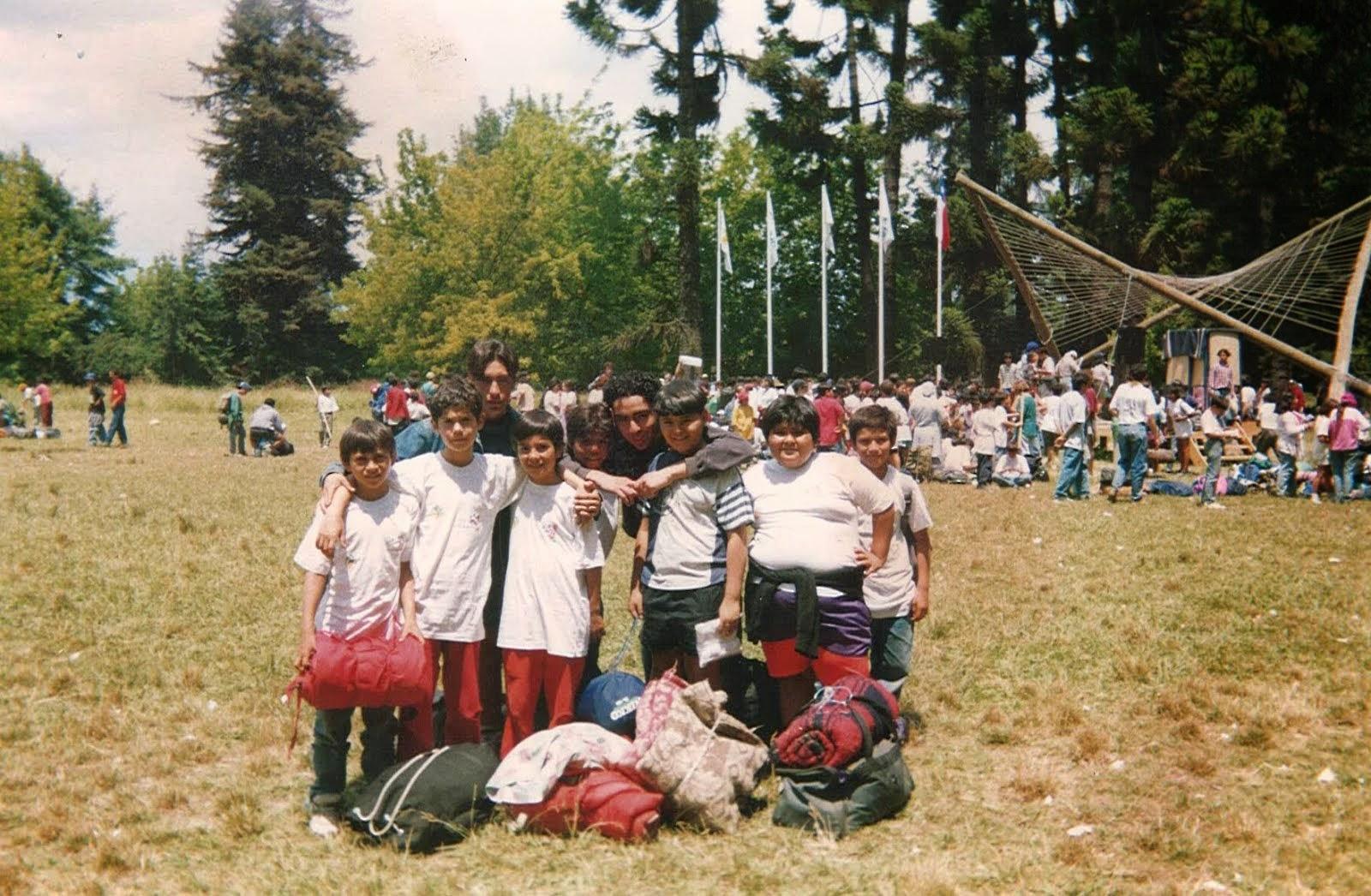 campamentos escolares '93