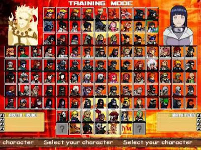 Naruto Mugen: New Era 2012 PC Game(1)