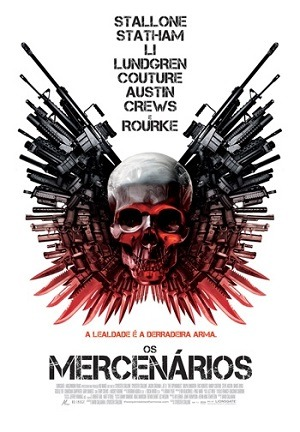Os Mercenários Torrent Download