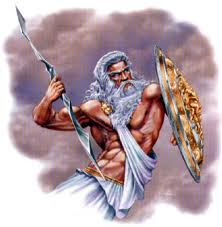 ΤΗΕ  ZEUS  OF  ATHENS