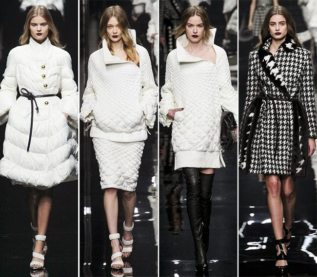 Feminity takes a new turn - Milan Fashion Week | Ermanno Scervino women's Fall-Winter 2015-2016 collection