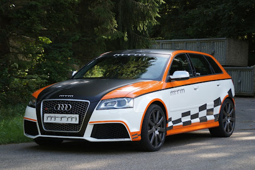MTM introduces 472-hp Audi RS3 tuning program