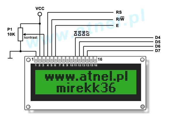 HD44780 LCD Datasheet - Futurlec