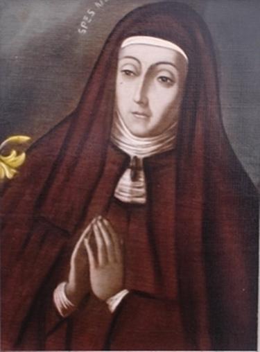 MADRE MARIANA DE SAN SIMEÓN: