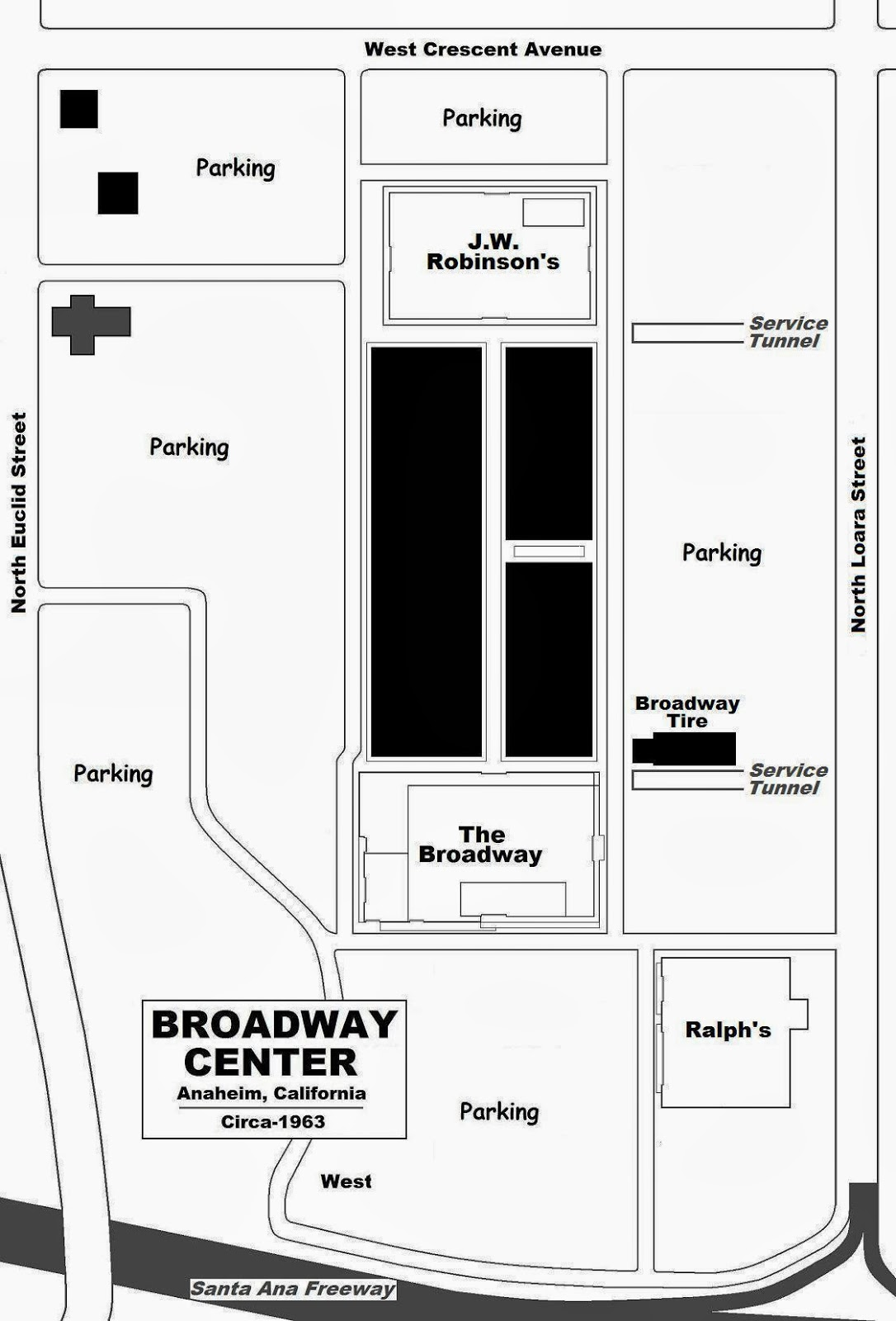 Mall hall of fame for Broadway plan
